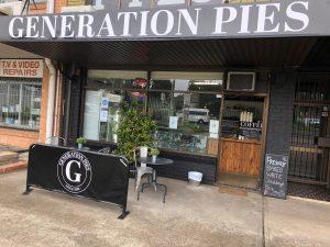 Generation Pies shop